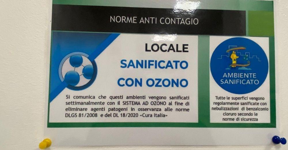 Studio medico Felice Covid-free