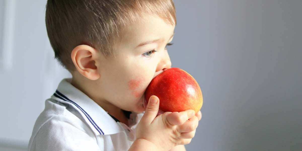 Allergia alimentare nei bambini